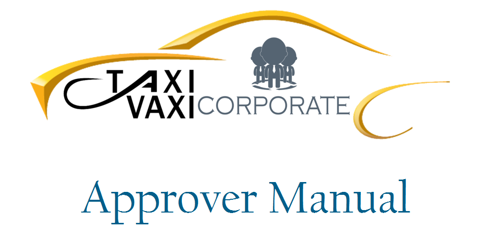 Manual for Approver
